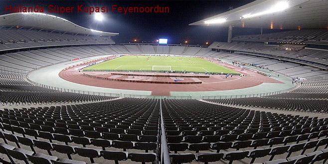 Hollanda Süper Kupası Feyenoord'un