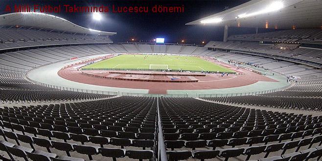 A Milli Futbol Takımı'nda Lucescu dönemi