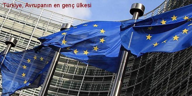 Türkiye, Avrupa'nın en genç ülkesi