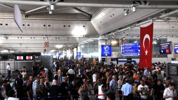 26,5 E-visa uitgegeven door Turkije vanaf 2013