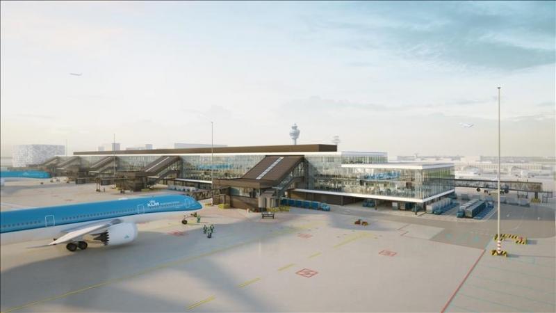 71 miljoen reizigers via Schiphol