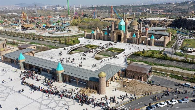 980 duizend bezoekers Ankapark eerste 3 dagen