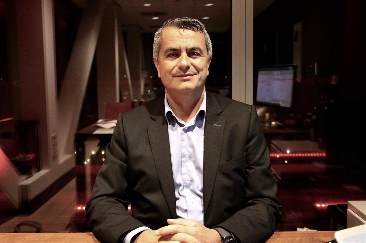 Hollanda'da bir Türk en etkileyici iş adamı seçildi
