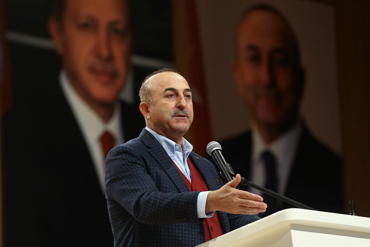 Dışişleri Bakanı Çavuşoğlu:  Türkiye geride kaldı artık. Yeni Türkiye var