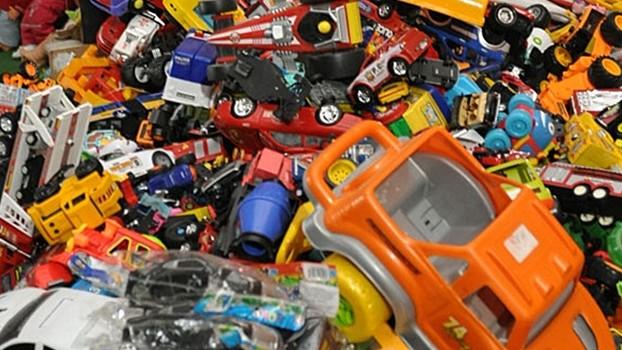 AB'nin ithal ettiği oyuncakların yüzde 85'i Çin'den