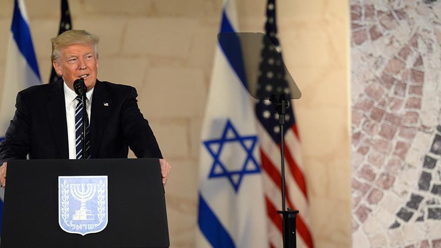 ABD, Kudüs'ü 'İsrail'in başkenti' olarak tanıyacak