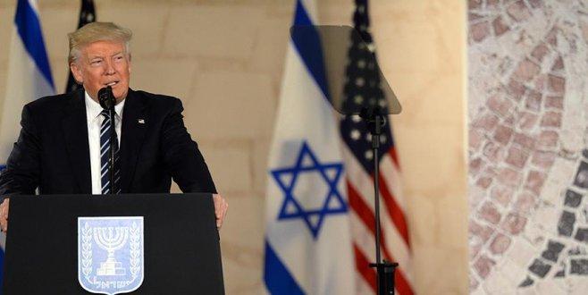 ABDnin Kudüsü İsrailin başkenti olarak tanıma planına tepkiler