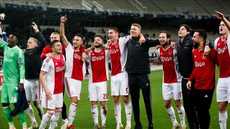 Hollanda'da Ajax mücizesi