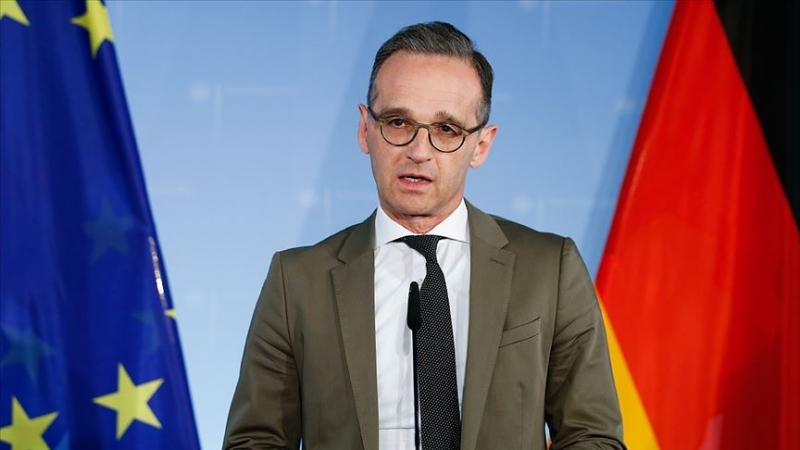 Almanya Dışişleri Bakanı Maas: Almanya'nın aşırı sağcı terör sorunu var