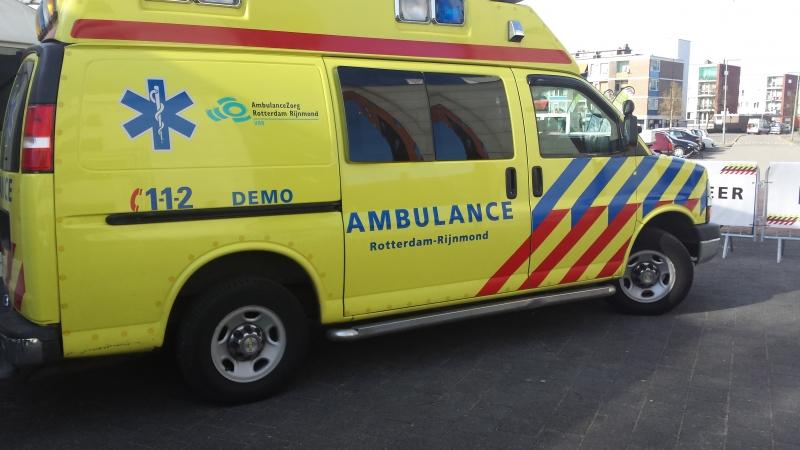 Amsterdam Metro Istasyonu yakınında 1 kişi vurularak öldürüldü