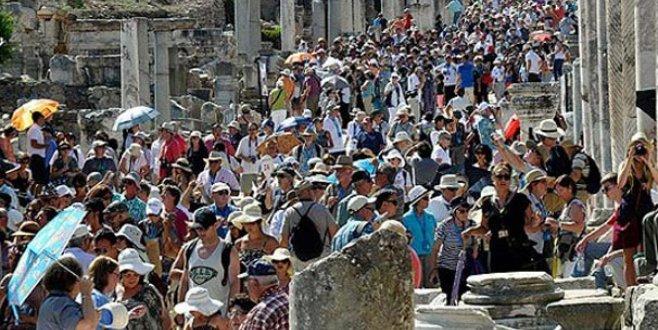 Avrupalı turistin gözdesi yine Türkiye