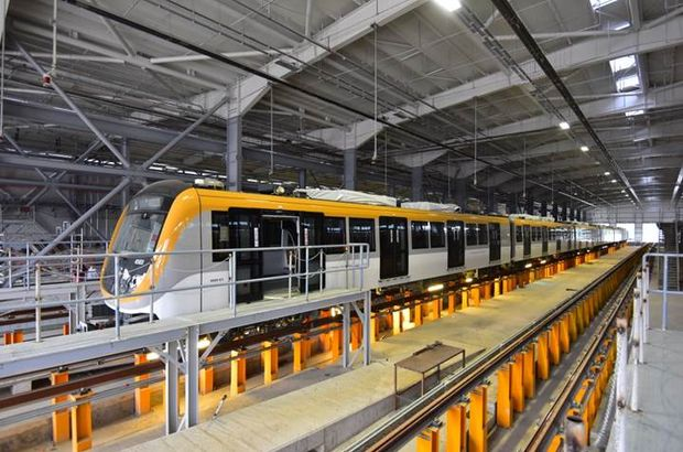 Avrupanin ilk sürücüsüz metrosu  Türkiye'de açılıyor