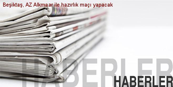 AZ Alkmaar vriendschappelijk tegen Turkse Besiktas