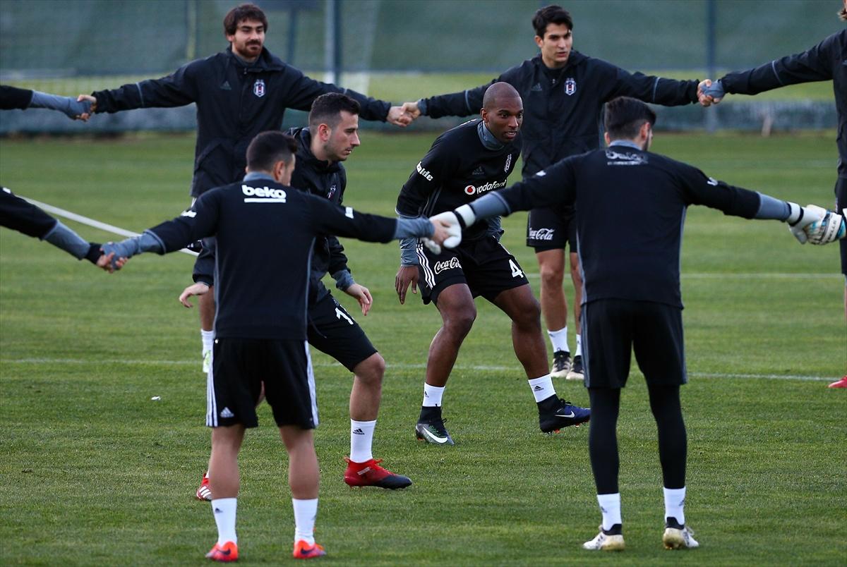Babel heeft eerste training met Beşiktaş achter de rug