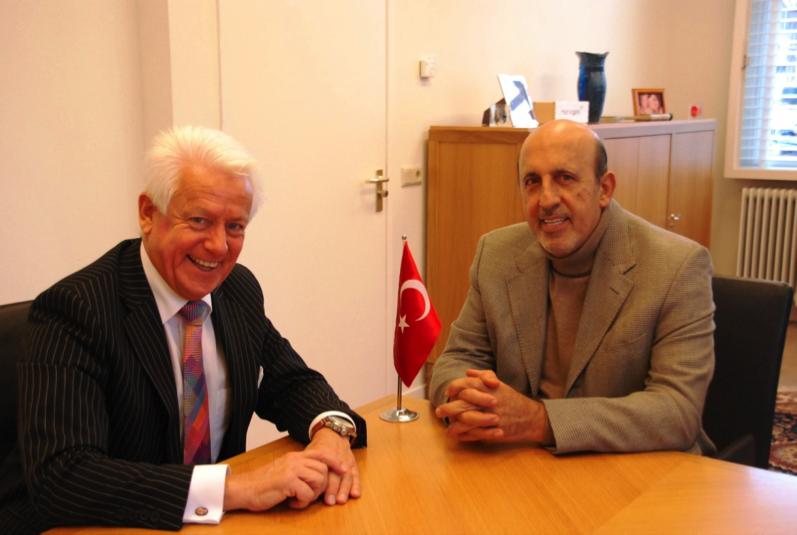 Bir Türkiye sevdalısının ardından