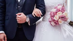 Bruidegom meestal ouder dan bruid