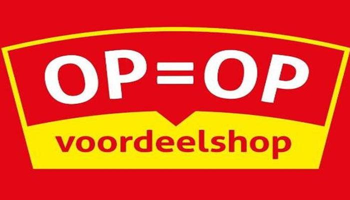 Bütçe magazalar olarak bilinen Op=Op Voordeelshop iflas etti
