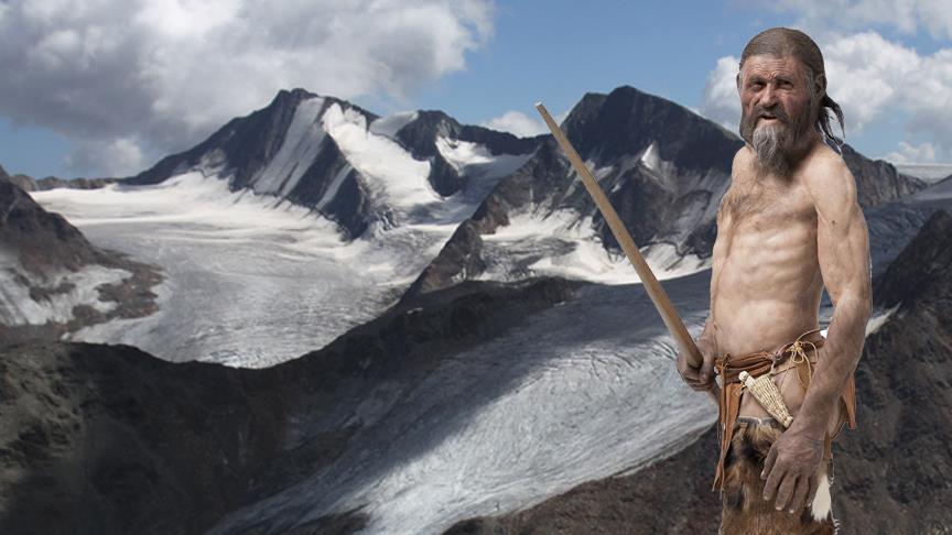 Buz adam Ötzi son yemeğinde yoğun yağ tüketmiş