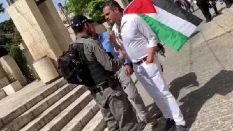 Denk Partisi lideri Kuzu, Kudüs'te Israil askerlerince tutuklandı