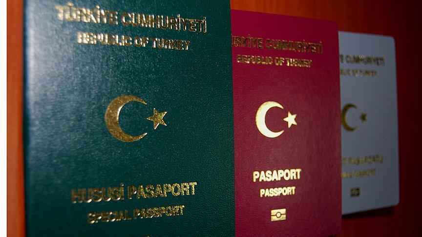 Diplomatik pasaportlu 768 kişiden Almanya'ya iltica talebi
