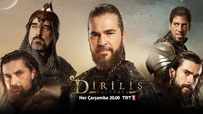 Dünyada TV dizilerinin içeriklerin yüzde 30'u Türk üretimi
