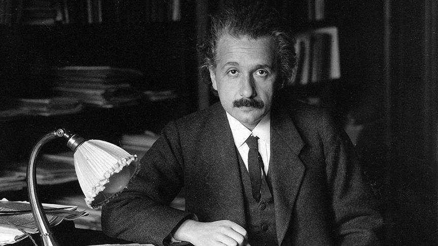 Einstein'ın mutluluk teorisine 1,56 milyon dolar