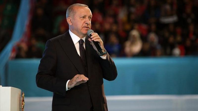 Erdogan: aankoop van S-400 niets te maken heeft met de NAVO en F-35