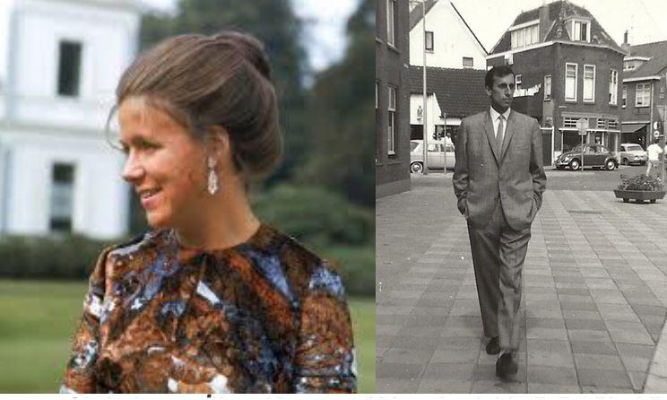 Eski sevgilim Hollanda Presensi Christina öldü
