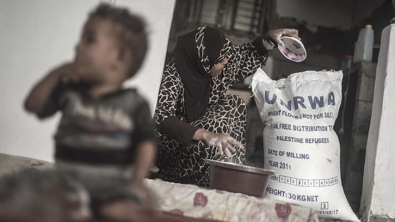 Filistin, İsviçre ve Hollanda'nın UNRWA kararını üzüntüyle karşıladı