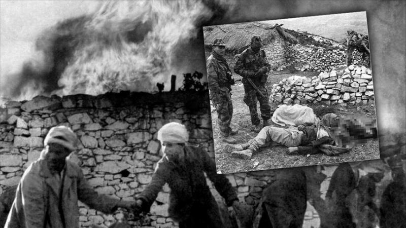 Fransa'nın tarihindeki kara lekeler unutulmuyor