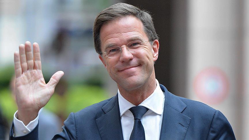 Hollanda Başbakanı Mark Rutte'ten ramazan mesajı yok