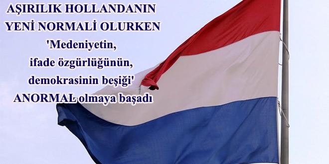 Hollanda'da Aşırı Sağın adı Özgürlük, Demokrasi ve Yaşanabilir – ANALIZ haber