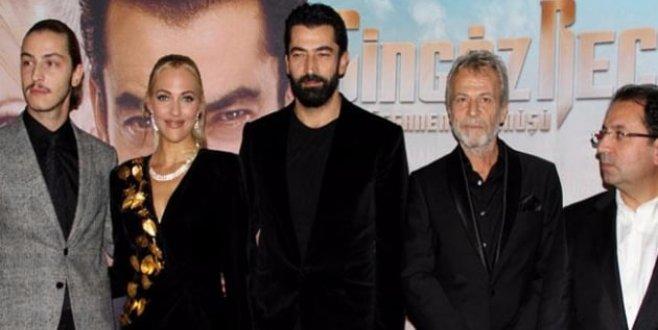 Hollanda'da Cingöz Recai filminin galası yapıldı