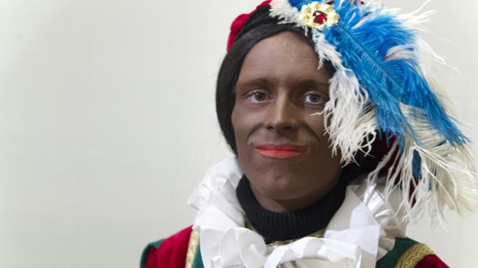 Hollanda'da kara peter protestosu