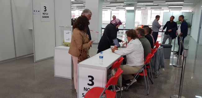 Hollanda'da Seçiminlerin ilk 4 gününde 110 bin oy kullanıldı