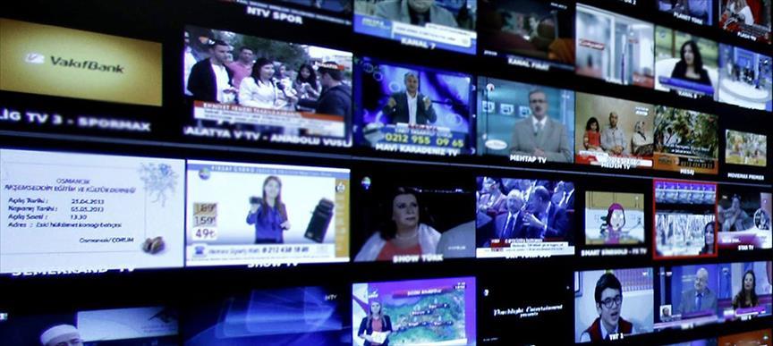 Hollanda'da tv izleme süresi azalıyor