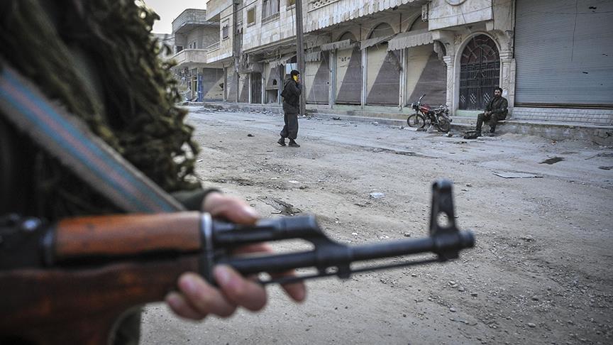 Hollanda'daki Suriye casusu sınır dışı edildi