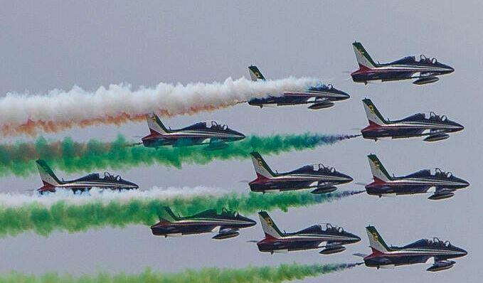 Hollanda Hava Kuvvetleri gününe 240 bin ziyaretçi