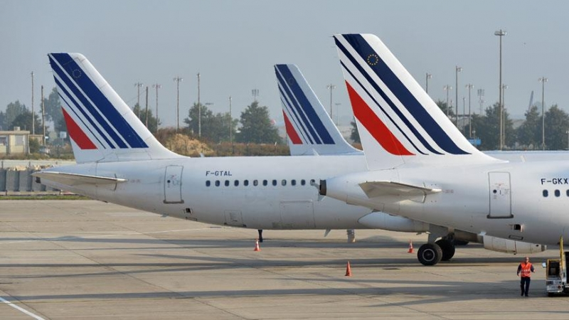 Air France-KLM, ikinci çeyrekte 1,5 milyar avro zarar açıkladı