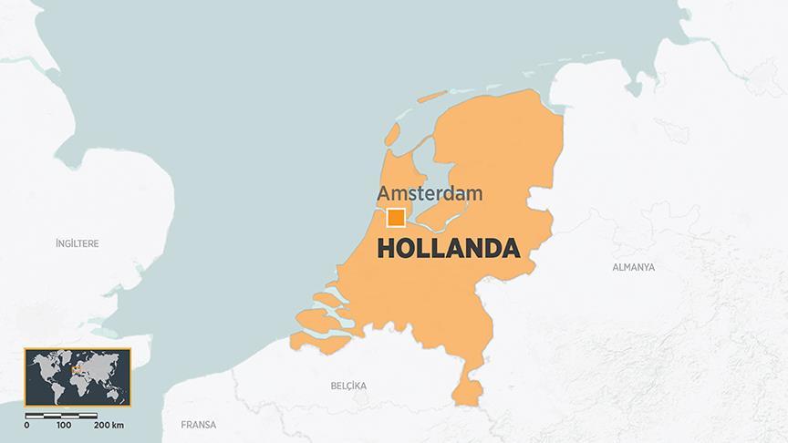 Hollanda'nın 2018 nüfusu açıklandı: 17 Milyon 200 bin