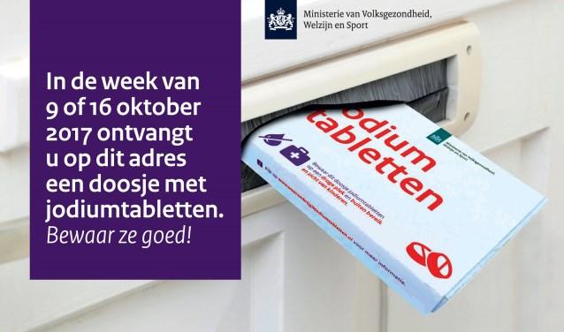 Hollanda nükleer risklere karşı halka iyot hapı dağıtıyor