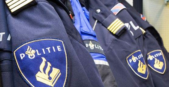 Hollanda polisi bir zanlıyı vurarak öldürdü