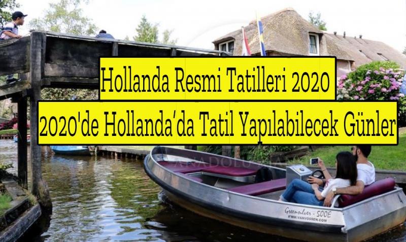 Hollanda Resmi Tatilleri 2020 | Resmi Tatiller - 2020 Resmi Tatiller