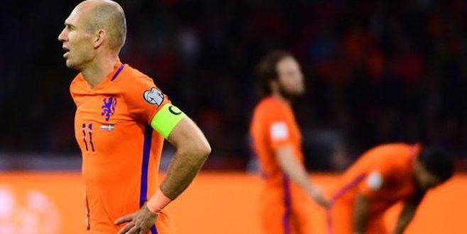 Hollanda şampiyonaları unuttu