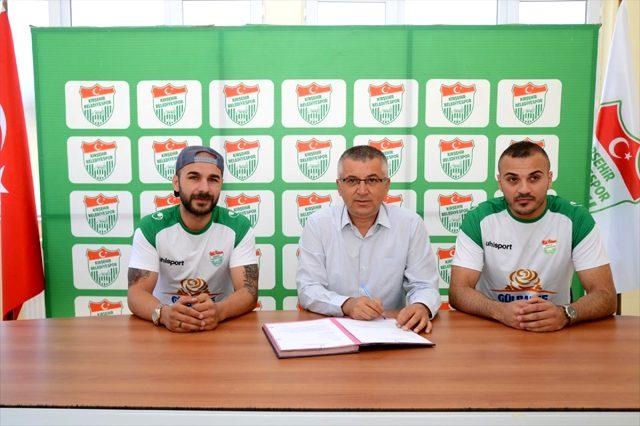 Hollanda Utrecht'ten Kırşehir Belediyespor'a transfer