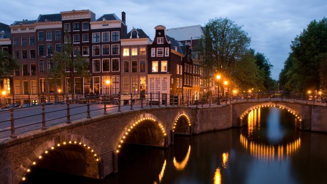 Hollanda'ya gelen turist sayısı 2017 yılında 17,6 milyon kişiye ulaştı