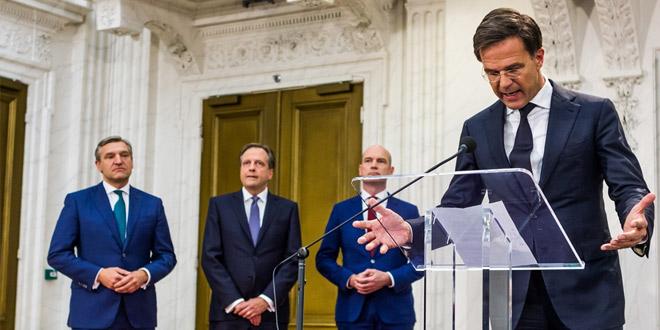 Hollanda yeni hükümet programında öne çıkan önemli değişiklikler