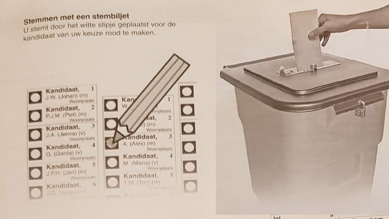 Hollandada seçmen istatistikleri, kaç seçmen var? Türk seçmen sayısı?