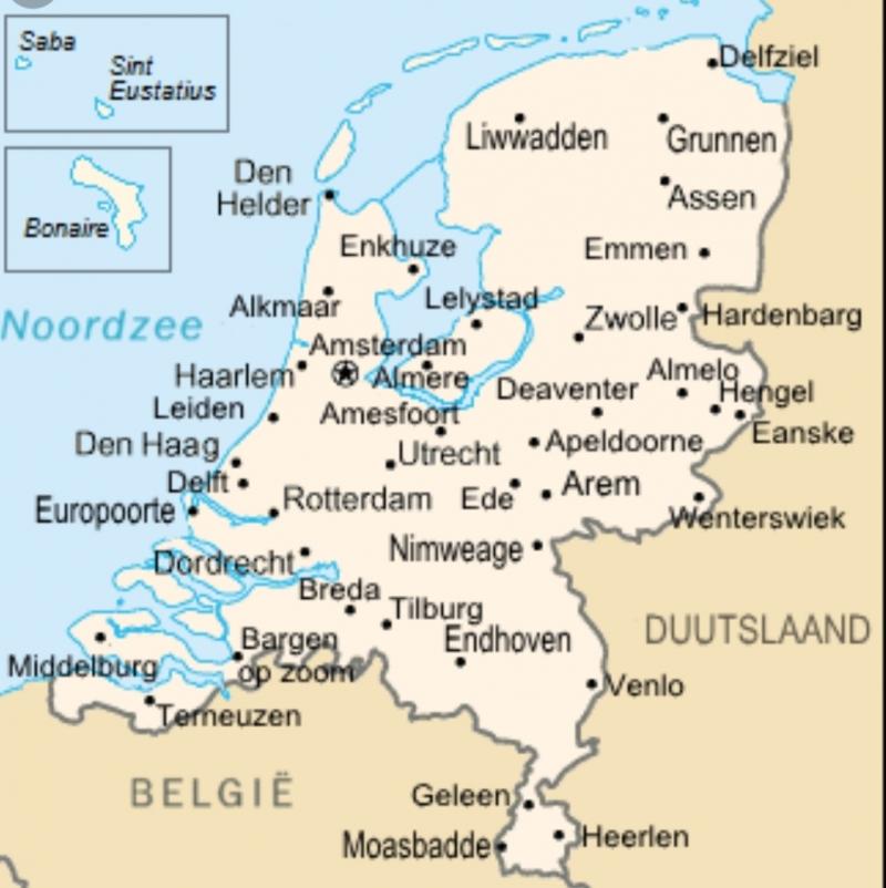 Hollanda'da belediye sayısı yeni yıl ile birlikte 355'e düşecek