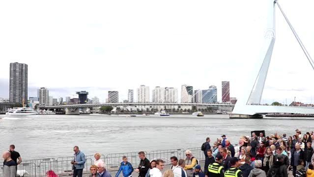 Hollanda'da Dünya Liman Günleri Festivali